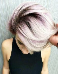 hair color trends spring 2018
