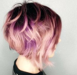 latest hair color