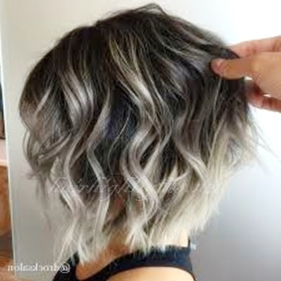 Short Hair Highlights Ideas In 2019 Hair Highlights