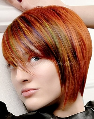 Short Hair Highlights Ideas In 2018 Hair Highlights