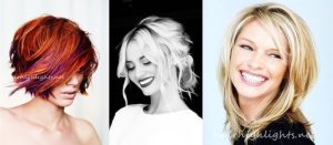 Short to Medium Hairstyles for Women of Color