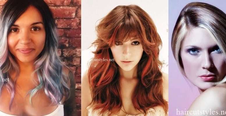 Two of the best temporary hair color techniques
