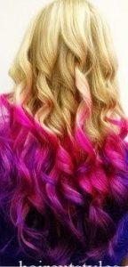 techniques hair color