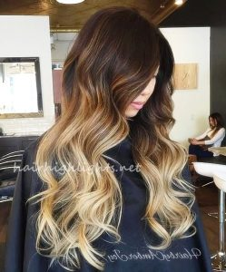 hair color for dark hair fair skin