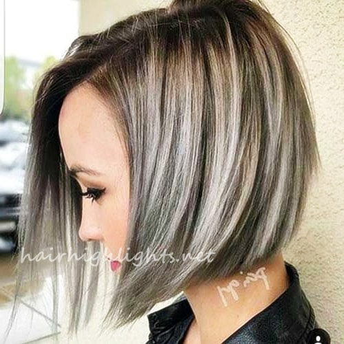fun hair colors for dark hair