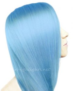 permanent hair color effects