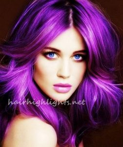 permanent hair color directions