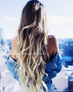 permanent hair color damage