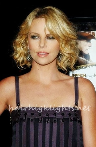 short to medium celebrity hairstyles