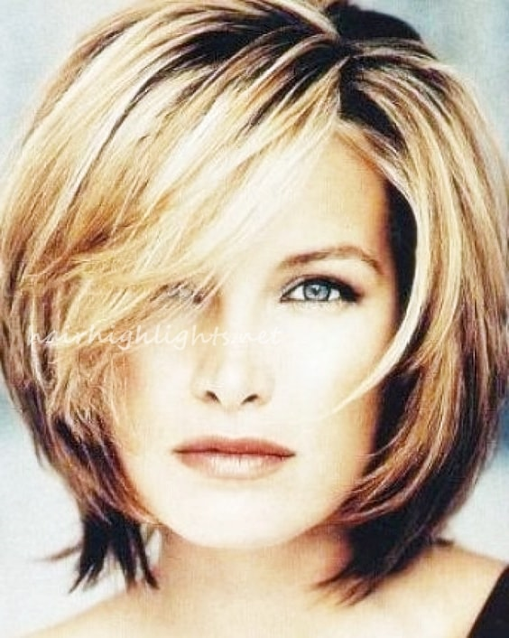 easy to maintain short to medium hairstyles