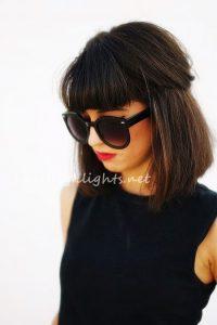 short to medium hairstyles thick hair