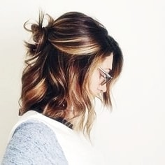 short to medium hairstyles images
